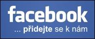 Přidejte se k nám na Facebook!